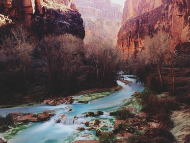 Kevin Russ, Havasu Creek (Vereinigte Staaten, Nordamerika)