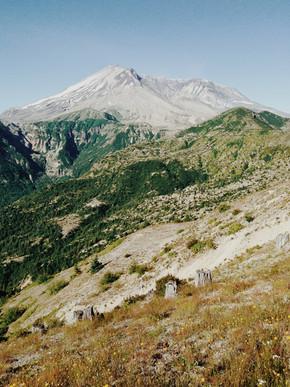 Kevin Russ, Mt Saint Helens (Vereinigte Staaten, Nordamerika)