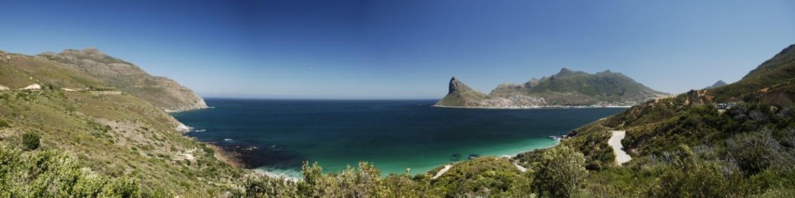 Daria Aibabina, Chapman's Peak (Südafrika, Afrika)