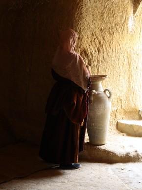 Estela Cepeda Cores, Bereber (Tunesien, Afrika)