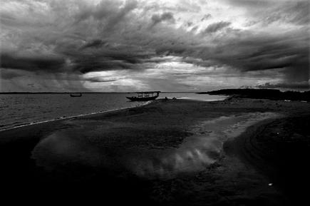 Sankar Sarkar, The lake  (Indien, Asien)