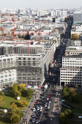 Yehuda Swed, Little Berlin Photos of Berlin from above (Deutschland, Europa)