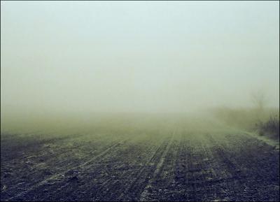 Gundi Mayrhofer, mysterious - but real: winterfields in Austria (Österreich, Europa)