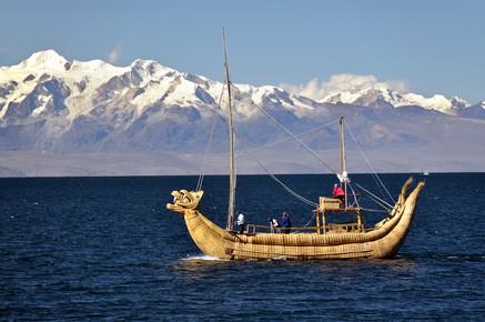 Thomas Heinze, Lago Titicaca (Bolivien, Lateinamerika und die Karibik)