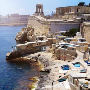 Cordula Grahl, Siege Bell Memorial, Grand Harbour, Valetta (Malta, Europa)