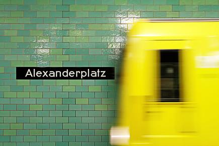 Michael Belhadi, Reaching Alex (Deutschland, Europa)