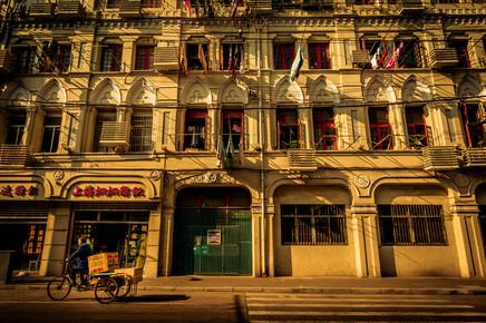 Rob Smith, city apartments (China, Asien)