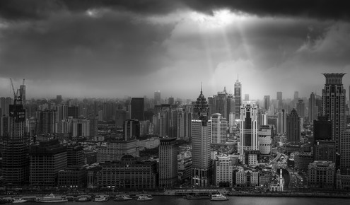 Rob Smith, shaft of light (China, Asien)