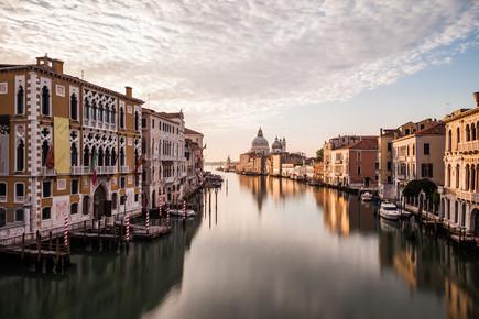 Sven Olbermann, Venedig - Canal Grande II (Italien, Europa)