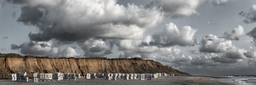 Franzel Drepper, Rotes Kliff auf Sylt, Deutschland, (Deutschland, Europa)