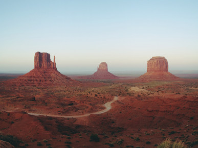 Kevin Russ, Monument Valley (Vereinigte Staaten, Nordamerika)