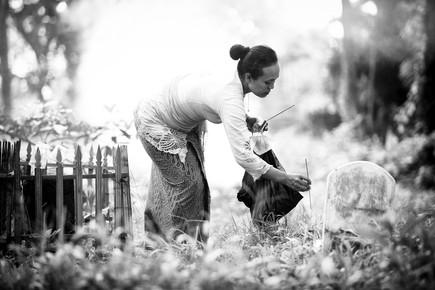 Ingetje Tadros, A quiet ceremony (Indonesien, Asien)