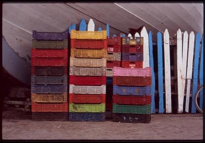 Daniel Ritter, Dans le Port d'Essaouira (Marokko, Afrika)