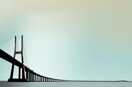 Michael Köster, Ponte Vasco da Gama (Portugal, Europa)
