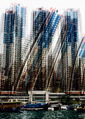 Michael Wagener, Hong Kong _ moved III (China, Asien)