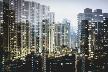 Roman Becker, HIGH SOCIETY #1 (Hong Kong, Asien)