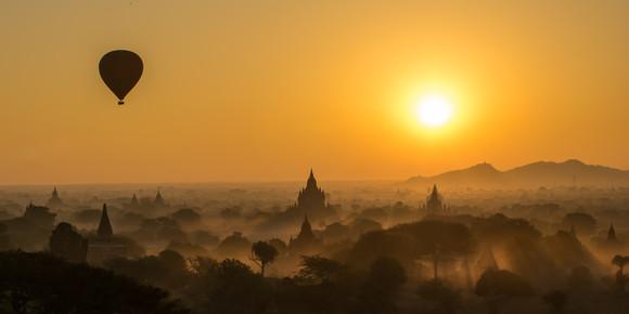 Philipp Weindich, Bagan Orange (Myanmar, Asien)