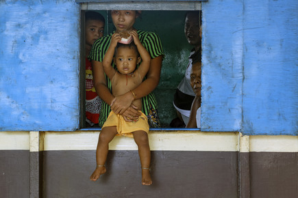 Michael Belhadi, Ordinary Class No 2 (Myanmar, Asien)