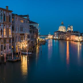 Jean Claude Castor, Venedig - Canal Grande (Italien, Europa)