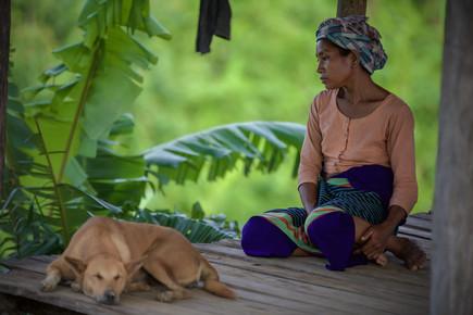 Miro May, Marma (Bangladesh, Asien)