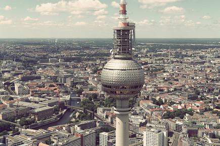 Michael Belhadi, Fernsehrurm No. 2 (Deutschland, Europa)