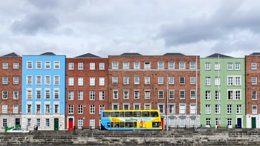 Bernd Schätzel, Fassade (Irland, Europa)