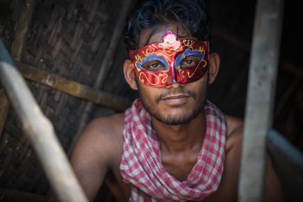 Miro May, Masquerade (Bangladesh, Asien)