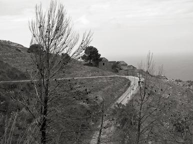 Silva Wischeropp, Monte Cofano - Verlassener Landstrich - Sizilien (Italien, Europa)
