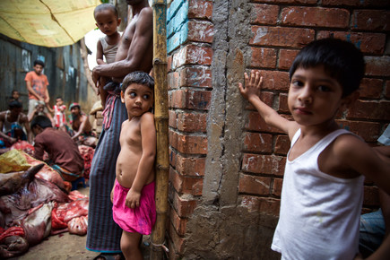 Miro May, Slum (Bangladesh, Asien)