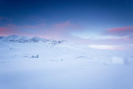 Markus Van Hauten, Wintertraum (Island, Europa)