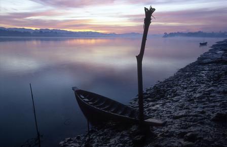 Martin Seeliger, Stille über dem Lemro (Myanmar, Asien)