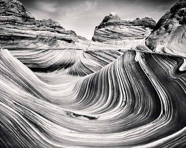 Ronny Ritschel, The Wave - Coyote Buttes North,* USA (Vereinigte Staaten, Nordamerika)