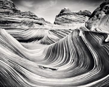 Ronny Ritschel, The Wave - Coyote Buttes North,* USA (Vereinigte Staaten, Nordamerika)