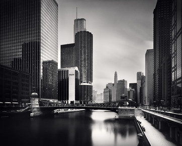 Ronny Ritschel, River View - Chicago (Vereinigte Staaten, Nordamerika)