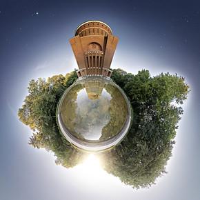 Stefan Korff, Planet Hamburg Planetarium (Deutschland, Europa)