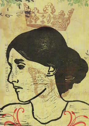 Amalia Caratozzolo, Virginia Woolf (Italien, Europa)