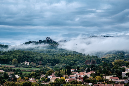Andi Weiland, Wolken über deiner Stadt (Frankreich, Europa)