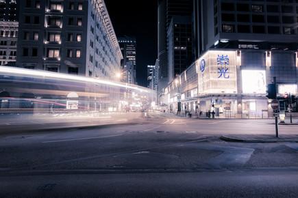 Heinz Plitzko, Hong Kong City Lights (Hong Kong, Asien)