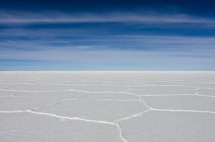 Rolf Lange, Salty Horizon (Bolivien, Lateinamerika und die Karibik)