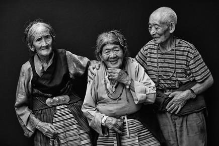Jan Møller Hansen, Tibetan refugees in Nepal (Nepal, Asien)