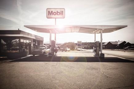 Florian Paulus, got fuel? (Vereinigte Staaten, Nordamerika)