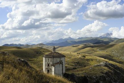 Piero Chiussi, Rocca Calascio (Italien, Europa)