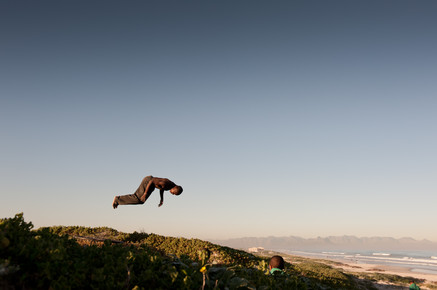 Jac Kritzinger, Boy A (Südafrika, Afrika)