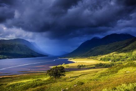 Philip Gunkel, Highland Fairy Tale I (Großbritannien, Europa)