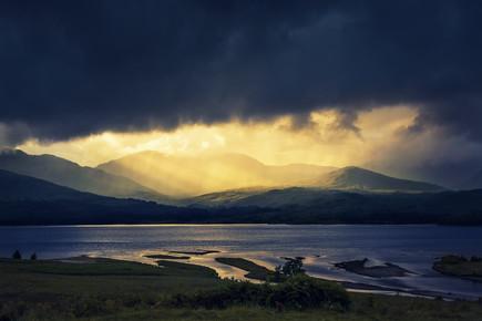 Philip Gunkel, Highland Fairy Tale II (Großbritannien, Europa)