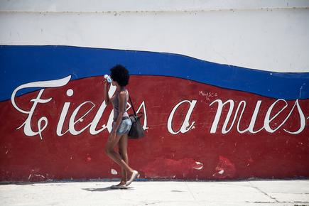 Steffen Rothammel, Der Gang (Kuba, Lateinamerika und die Karibik)