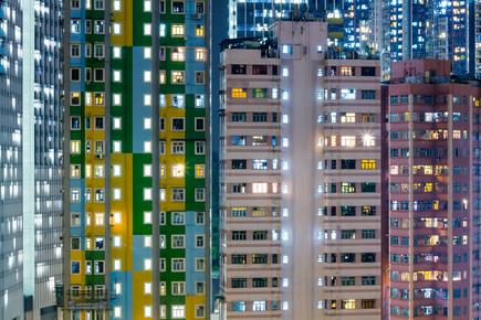 Roman Becker, LIVING SPACE (Hong Kong, Asien)