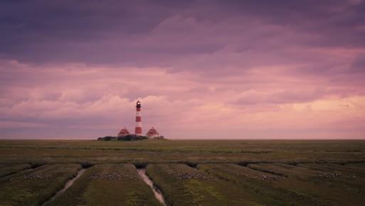 Martin Wasilewski, Licht in der Nordsee (Deutschland, Europa)