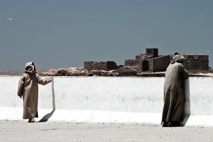 Steffen Rothammel, Zusammen (Marokko, Afrika)