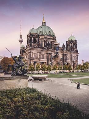 Ronny Behnert, Berliner Dom (Deutschland, Europa)